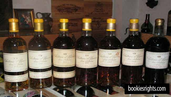 Some of The Most Expensive Alcoholic Drinks
