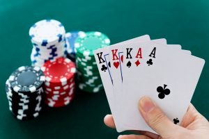 Ideal Concept of an Online Poker Game Site